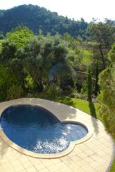 Maison Cessenon Languedoc rental holiday visit property house private swimming pool patio