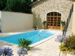 House. St Genies de Fontedit. Languedoc. Property. Holiday home. Swimming pool.