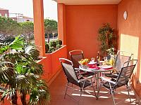 Tony's Place Le Barcares Languedoc rental holiday visit property apartment terrace