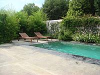Maison Claus Capestang Languedoc house rental holiday visit property swimming pool
