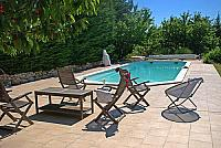 South east France Cavillargues, Gard, Languedoc Roussillon, rental holiday property visit house Le Mazet private swimming pool