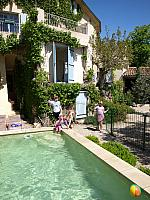 House. Nizas. Languedoc. Property. Holiday Home. Swimming pool.