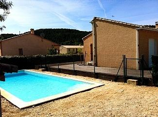 Villa Dominique Agel Herault Languedoc rental holiday visit property pool
