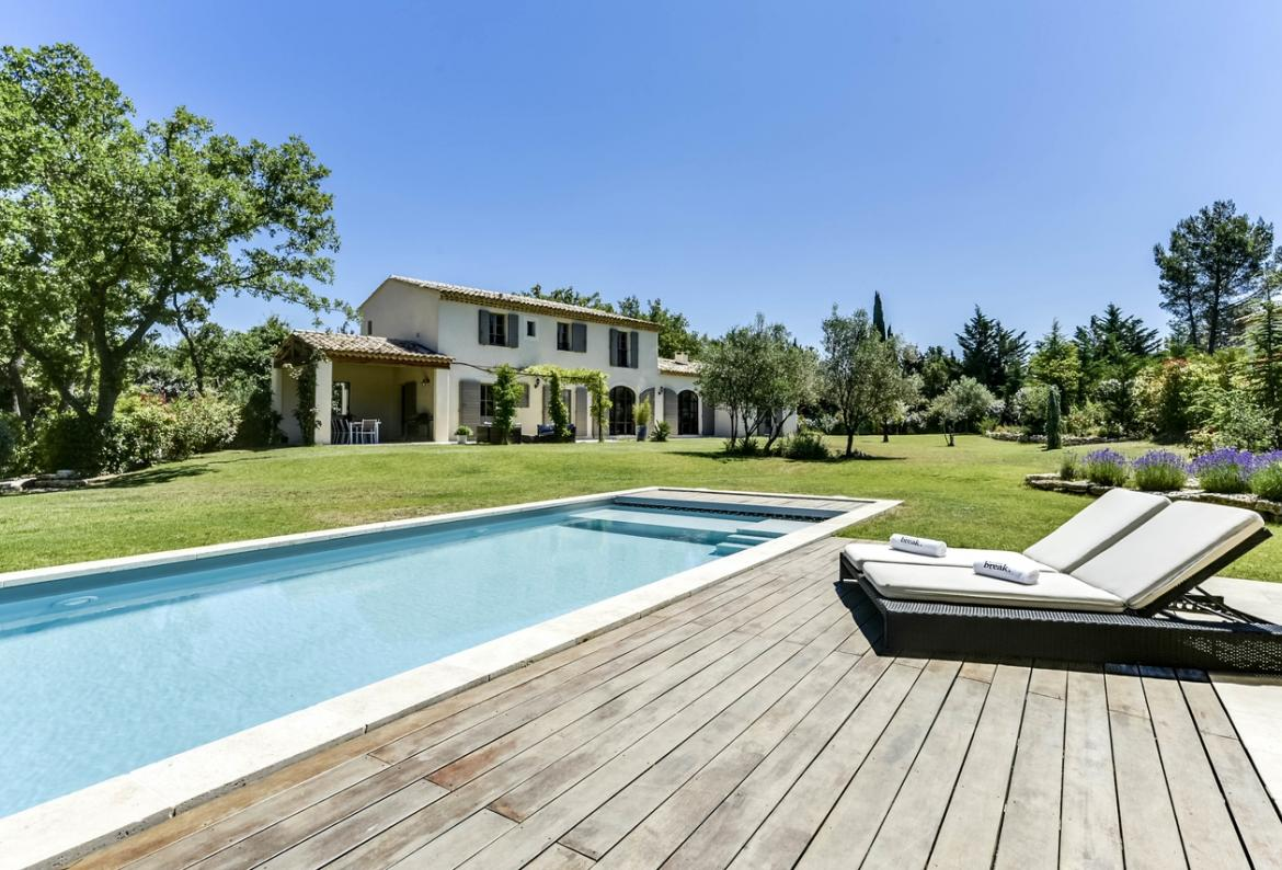 La Famille Provence Is A Wonderful Holiday Home For Families, Thanks To The  Relaxing Outdoor Private Swimming Pool, The Large Tree Filled Garden, ...