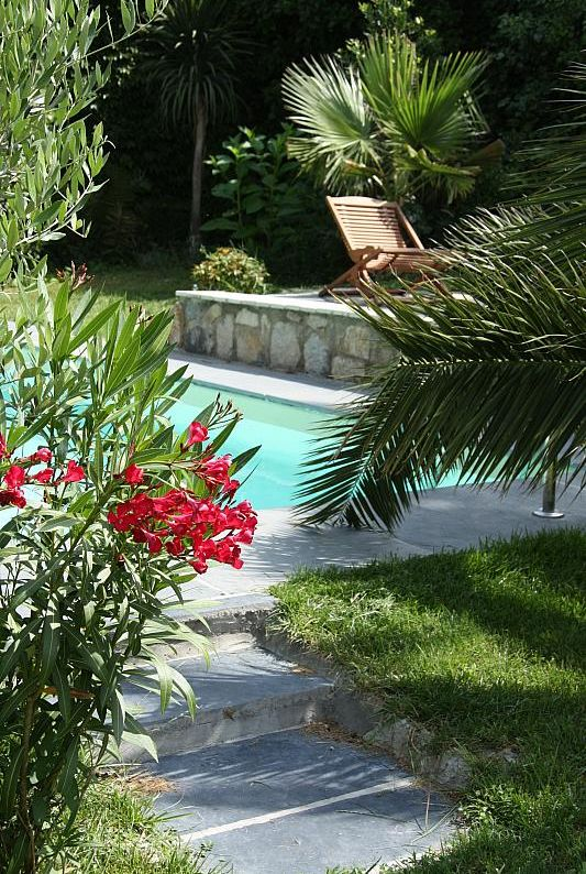 6 bedroom holiday rental villa with pool in capestang for California private swimming pool code