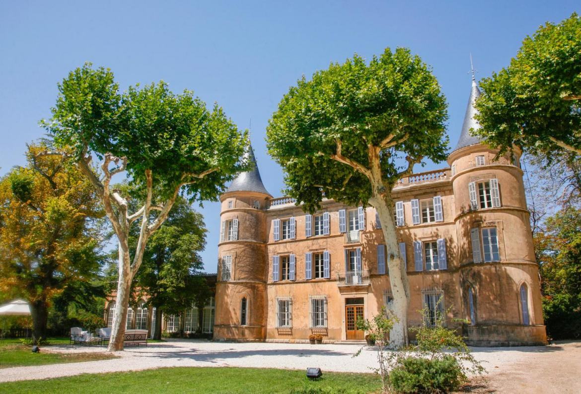 Fairy-Tale, Luxury Chateau with pool. Sleeps 26, 12 bedrooms. (CHAT119OL)