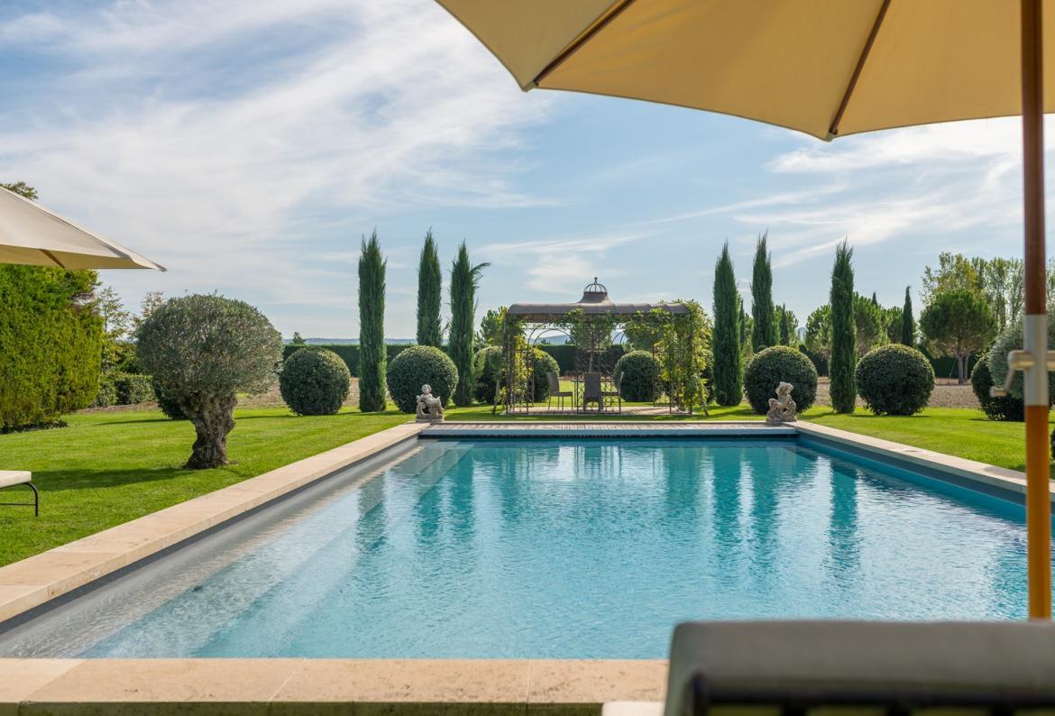 Stunning Manoir with two swimming pools and tennis. Sleeps up to 12 (EYGA116)