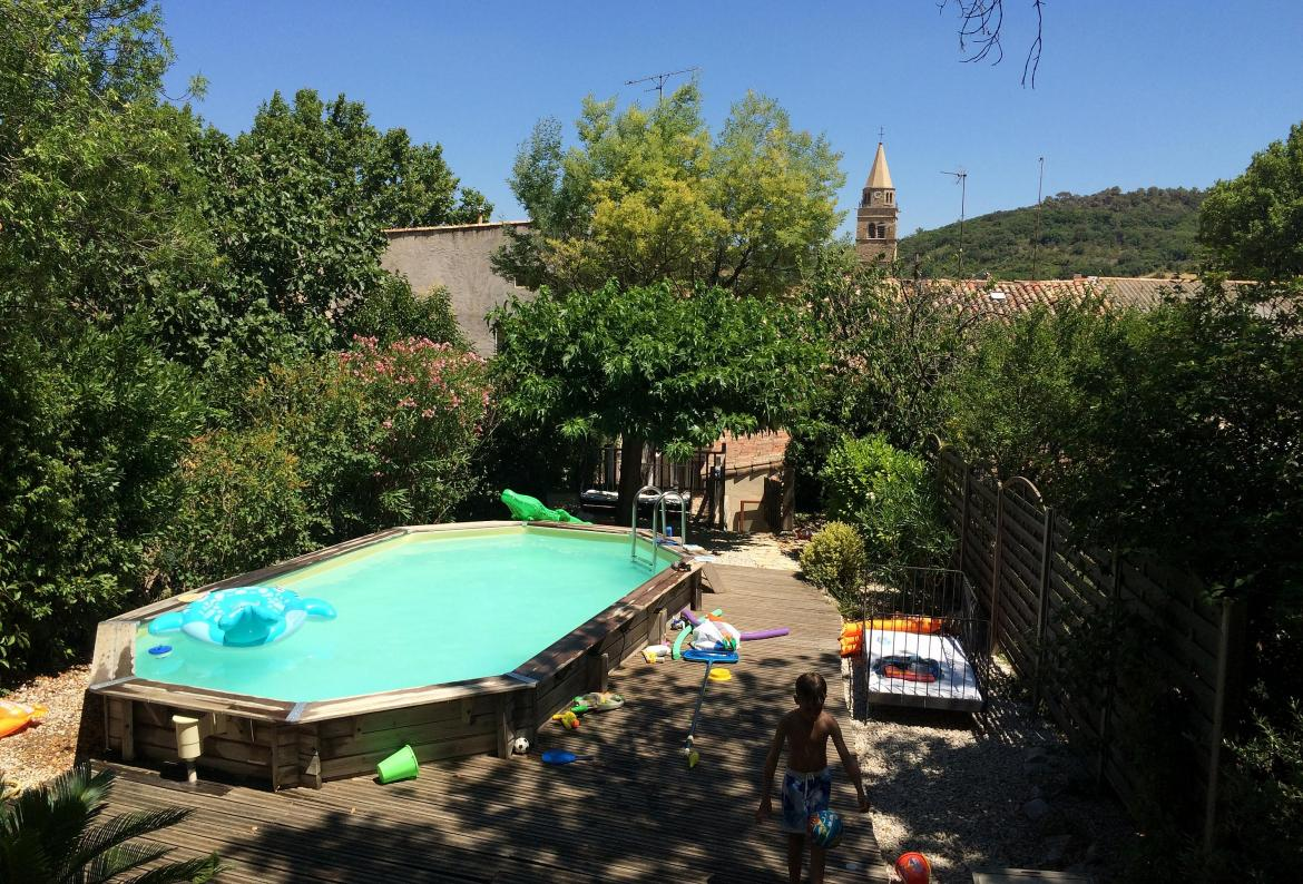 GABI101 - Beautifully renovated village house with private pool