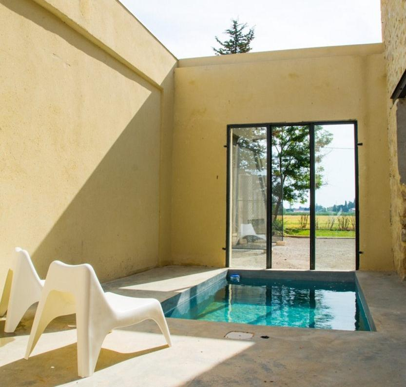 Stylish and Spacious House on old Wine Domaine. 4 bedrooms, sleeps 8 (MAUG102GN)
