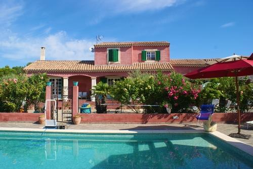 5 Bedroom Holiday Rental Villa With Pool In Mazan