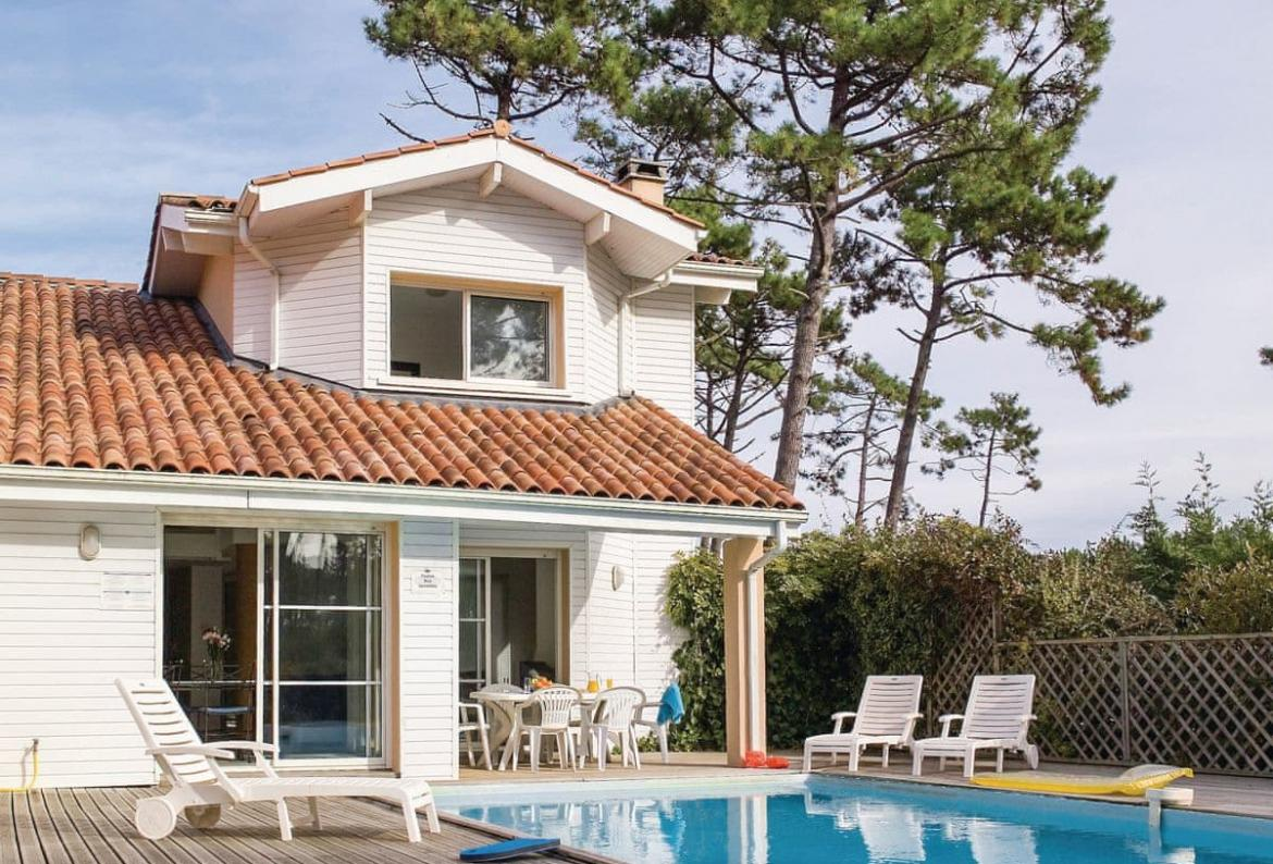 3 bedroom holiday home to sleep 6 near moliets et maa aquitaine (METMF40143)