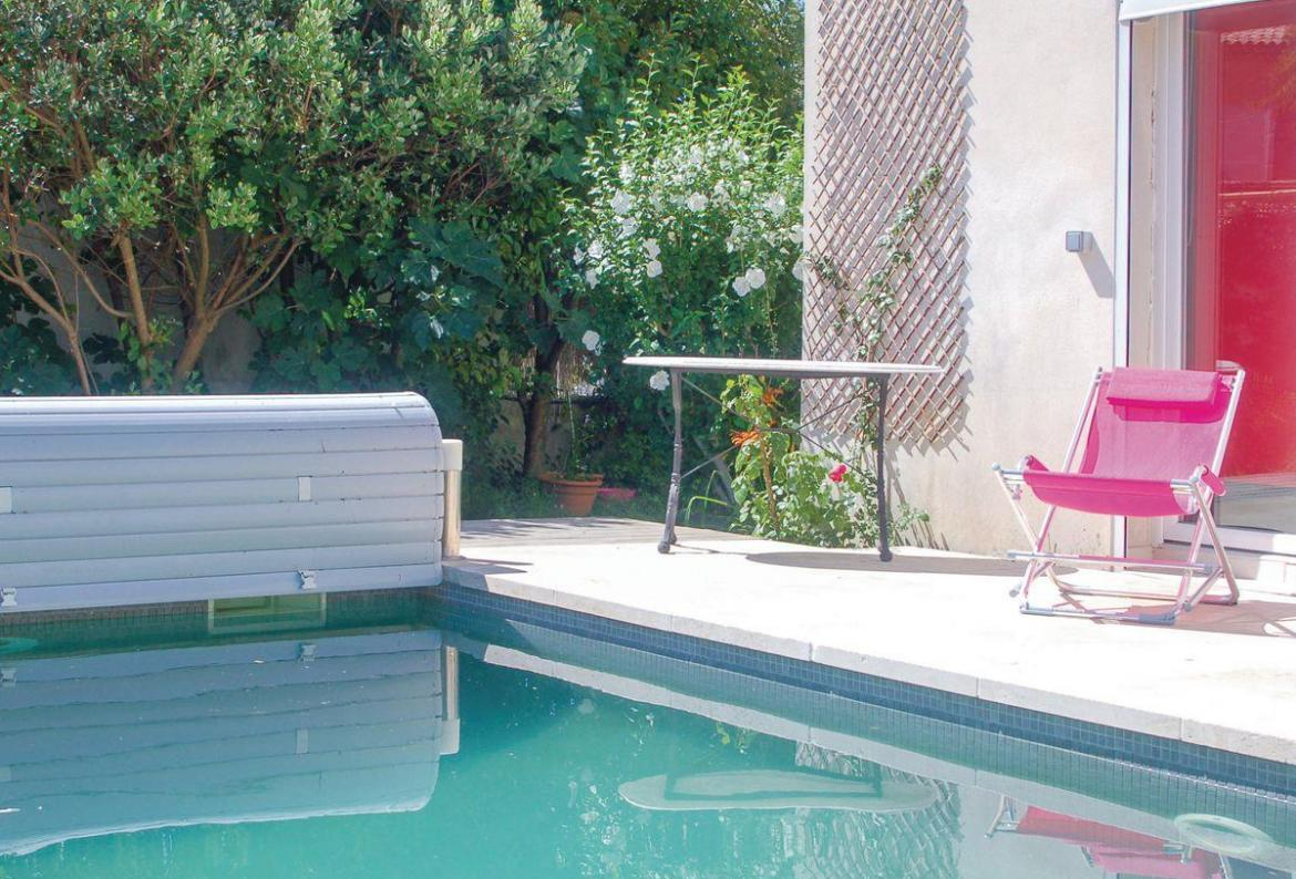 ... 8 Near Montpellier, Languedoc Roussillon, Ideal For A Family Holiday,  This Self Catering Home Offers A Wonderful Private Pool Area With Sun  Loungers And ...