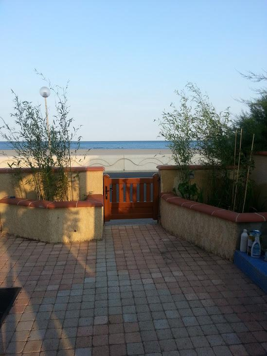 Smart house opposite the beach with 3 bedrooms (NARBP10)