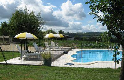 6 bedroom holiday home to sleep 12 near perigueux dordogne and lot (PERIGAD027)