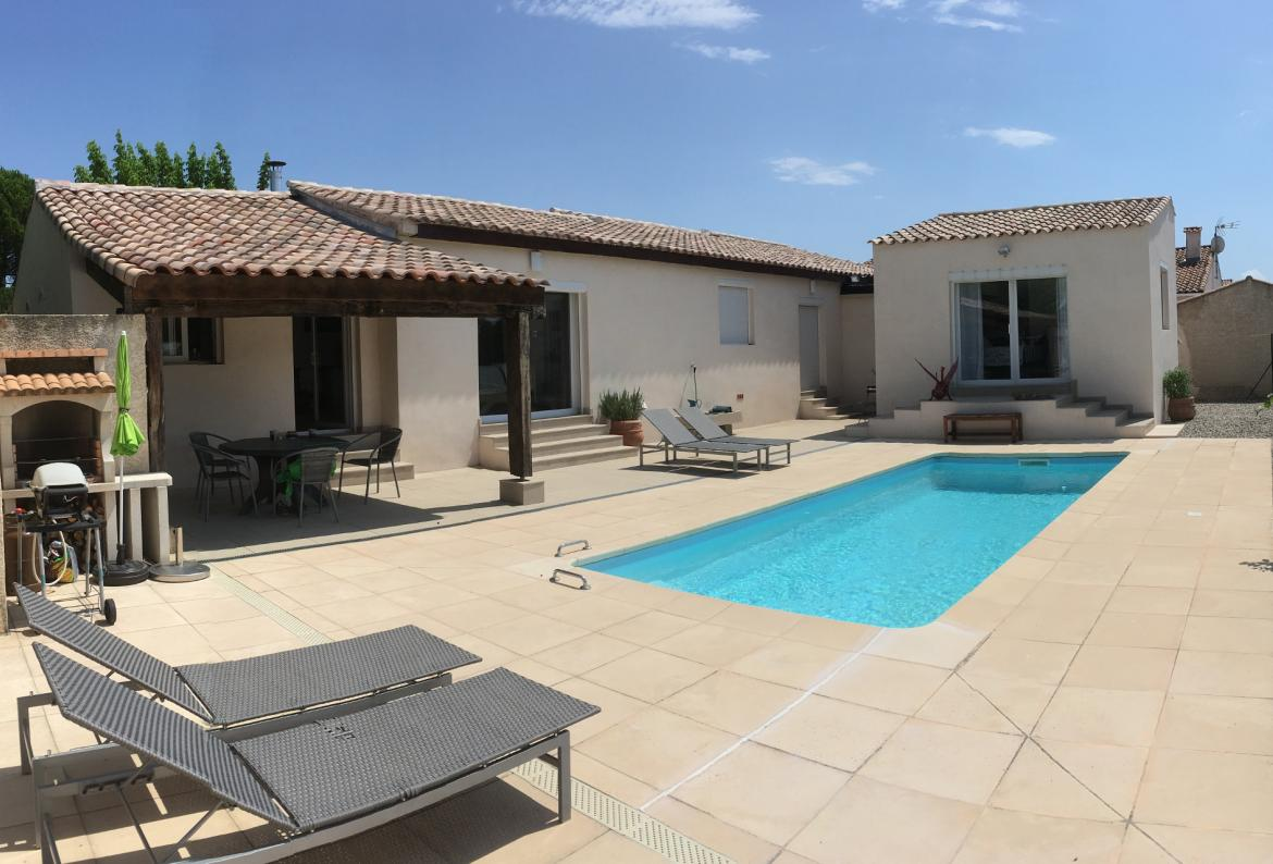 Immaculate Villa with Pool in Lively Village. 3 Bedrooms, to sleep 6 (PUIS109)