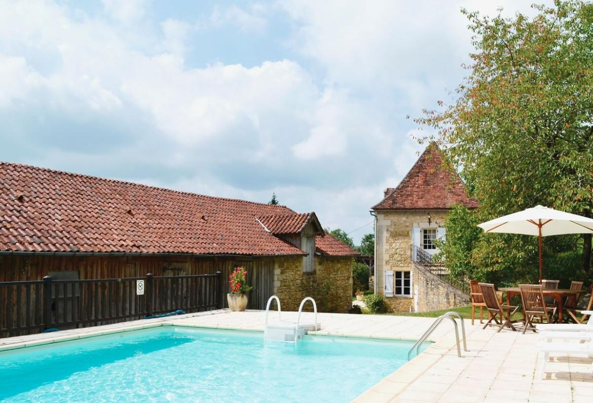 Beautiful 3 Bedroom Holiday Home To Comfortably Sleep Up To 7 Near Sarlat,  Dordogne And Lot, Ideal For A Family Holiday, This Self Catering Home  Offers A ...