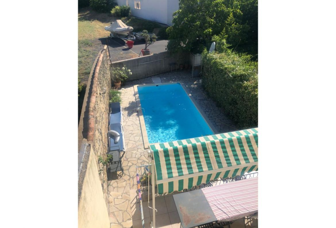 Village house with pool and 5 bedrooms near Beziers, Languedoc (SERV102)