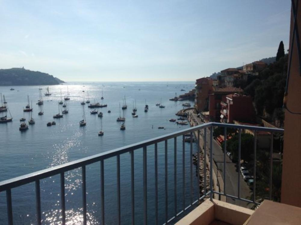 Gorgeous View over Villefranche. Sleeps 4. (VILL111)