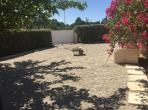 Beautiful villa in a vineyard location in Agel, boasting a private pool and a large terrace, sleeps up to 6 people. (AGEL101)