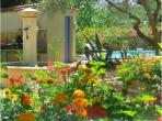 Wonderful 3 bedroom holiday villa with private pool nestled amidst vineyards and nature (AGEL103)