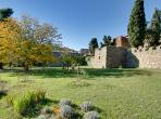 AGEL109 - Stunning 13th century Chateau with private heated swimming pool, large grounds. Sleeps 15-16.