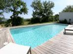 Two Stunning Villas with Pool near to National Park. 5 bedrooms, to sleep up to 13 (ALES103)