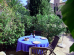 south of the Herault Matines Languedoc rental holiday visit property terrace BBQ
