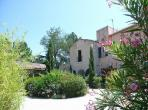 Apartment in Ancient Priory with Two Shared Pools. Two bedrooms, sleeps 4 people. (ALIG114)