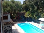 Villa in Cap Antibes with garden and heated pool. Sleeps 12, 6 bedrooms (ANT104)