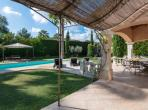 Family Villa in Antibes. 3 bedrooms to sleep 6. (ANT106Q)
