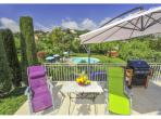 ANT112F - Great Family-Sized Villa with Pool near Antibes. 4 Bedrooms, Sleeps 8