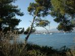 Great family villa on Cap d Antibes. 3 bedrooms, sleeps 6. (ANT120Q)