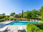 Collection of Three Beautifully Restored Houses with Two Heated Pools. 12 bedrooms, to sleep 24 (APT103OL)