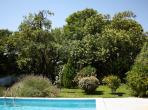 Lovely detached house with private heated pool in village with all services - sleeps 12 (BEL101)