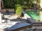 Charming restored house, with private swimming pool. 5 bedrooms to sleep 11 (BELA101)