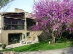 BEZ117 - Apartment with pool and garden in Beziers
