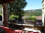 Quirky, Individualistic and Interesting House in Bonnieux. Spa and Views. 3 bedrooms, sleeps up to 9 (BONN103)