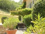 Gorgeous Luxury Old Farmhouse near Lacoste. Heated Pool. 5 bedrooms, sleeps 9 (BONN106EE)
