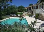 Villa Luxe, Bouzigues Agde Languedoc villa rental holiday visit property private pool