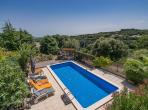 Beautifully decorated village villa located in Cabrerolles, close to Beziers, complete with a private pool, 4 bedrooms and 3 bathrooms. (CABR101)