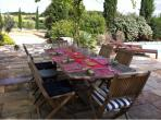 Superb family holiday villa with pool and stunning views to sleep 10 near Carcassonne (CAIL101)