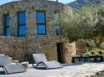 Stunningly Renovated Ancient Bergerie with Pool. 4 bedrooms, sleeps 10 (CALV102)