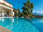 Luxury Villa on Small Private Estate. Stunning Views. 4 Bedrooms including Independent Studio (CALV103NP)
