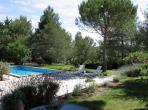 CAMP101 - Beautiful traditional country house, complete with a private swimming pool, 5 bedrooms and a large garden. Sleeps 10.