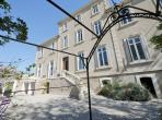 Stunning manor house sleeping 25 people, heated swimming pool, large grounds in Canet dAude. Sleeps 25 in 11 bedrooms. (CANAU101)