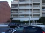 One bedroomed apartment located right on the seafront of Cannes (CANN131)