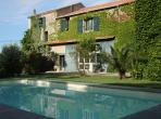 Maison Olivier Capestang Languedoc house rental holiday visit property Private pool