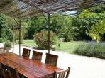 Maison Olivier Capestang Languedoc house rental holiday visit property terrace