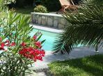 Maison Olivier Capestang Languedoc house rental holiday visit property private swimming pool