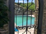 Luxury Family Chateau with private pool - sleeps 12. (CARC114)